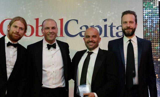 cib_Top honours for BNP Paribas: Global Capital Bond Awards 2019