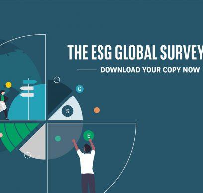 The ESG Global Survey 2021